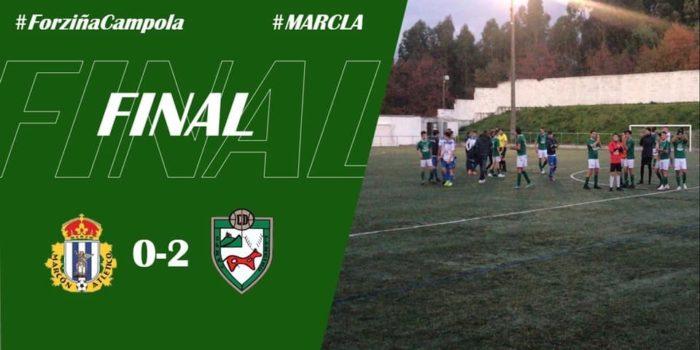 El Campolameiro CD Se Impone Al Marcón Por 0 – 2